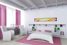 Pomysły na powiększenie optyczne sypialni