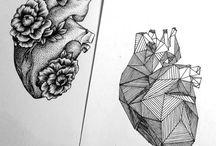 Tattoos heart