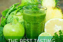 Juicing Recipes / #juicing #juices #recipes #health