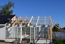 Bygge drivhus