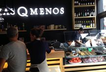 Mas Q Menos Soho / We've launched a restaurant in Soho, London! #MQMmoments