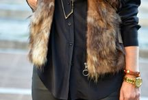 fall & winter fashion / by Bianca Nicholson