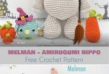 hand made crochet