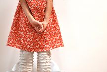 Sewing Patterns and Ideas / Patterns for sewing girls clothing