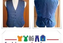 Men Shop-Waistcoat(Rompi) / Kami menjual aneka model Rompi dari berbagai jenis bahan untuk digunakan di berbagai kesempatan.