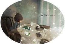art, illustrations