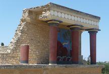 MAJESTIC KNOSSOS PALACE+MINOAN CIVILIZATION