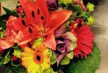 bouquet flowers dyi / mix bouquet