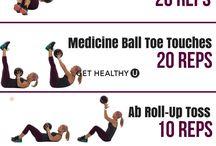 Workout medicine