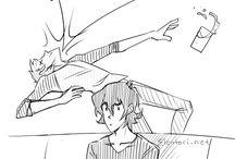Astro Boy in tights