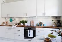Kitchen Inspiration / by Ingrid Sowter