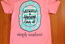 Simply Southern & other Tees