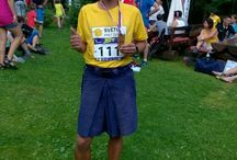 Tomáš Zahálka - bosý běžec