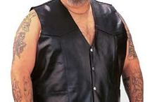 Big & Tall Leather Clothing