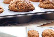 muffins, cupcakes and bars / Sweet treats that are bite-sized.  Recipes for muffins, cupcakes and bars