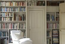 ♡ Bookshelves, Styling & Storage...