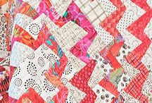 Quilts! Quilts everywhere!!