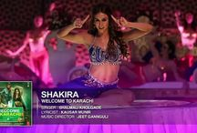 SHAKIRA LYRICS Welcome To Karachi Shalmali Kholgade