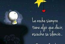 Frases buenas noches y días
