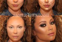 Make up step by step
