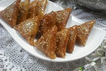 Pastas árabes