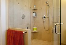 Great Master Bath Ideas / Collecting Ideas for my Master Bath Remodel / by Sherry Leitner