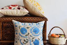 Suzani / Uzbek art embroidery