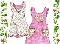Hobby-Sewing: Aprons / patterns, designs, & inspiration to sew aprons