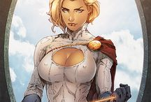 Character: Power Girl
