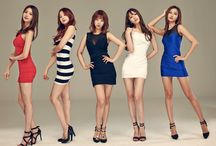 exid and other girls