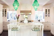 Home - Kitchens / by Jeannie Diewald
