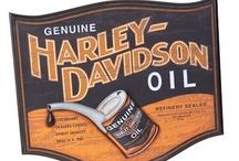 Harley Davidson Home decor for sale