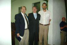 Amigos Presbiterianos. / Alguns dos meus amigos da denominação onde congrego.