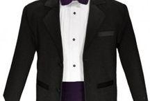 Purple Tuxedo Packages