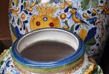 Deruta Pottery