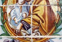 Azulejos Tiles Carreaux ! / Azulejos fabricados desde el siglo XV al XX