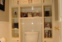 Almacenamiento baños