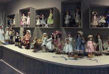 """""""Мои милашки"""" антикварные куклы"""