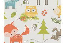 for my kid - nursery / by Sarah Kix Neugebauer