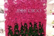 Windows Displays by Jimmy Choo