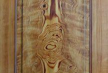 Wood grain beauty