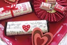 Candy Bar Wrapper Schokolade verpacken / by Hülya Tayfur