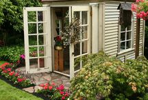 Visions of Gardening Sheds