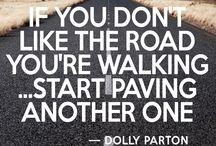 #AsphaltPoetry / Quotes about life, road and highways. Citazioni sulla vita, la strada e le autostrade.