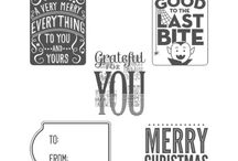 Cards-SU-Merry Everything / by Debbie Forney