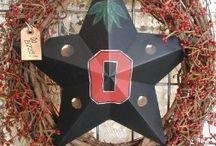 O-H-I-O STATE BUCKEYES!!!! / by Lori Bostelman