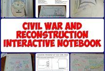 Teaching SS- Civil War