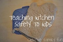 Cooking With Kids / by Marcy Bishir