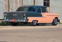 50's cars & trucks / by Joe Henry