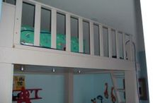 Girls' Room Ideas / by Chrissie Kimble